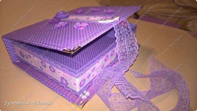 Мамины сокровища в фиолетовом цвете. фото 3