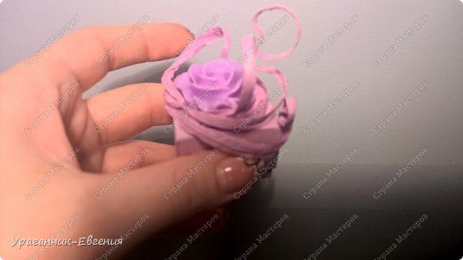 Мамины сокровища в фиолетовом цвете. фото 9