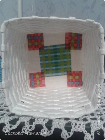 Здравствуйте жители Страны Мастеров! На днях было время заняться плетением и навояла несколько коробочек. Хвастаюсь результатом. фото 5