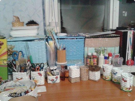 Здравствуйте жители Страны Мастеров! На днях было время заняться плетением и навояла несколько коробочек. Хвастаюсь результатом. фото 16