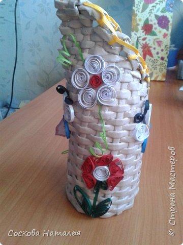 Плетеный подарок фото 3