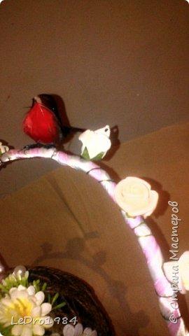Гнездо-топиарий фото 5