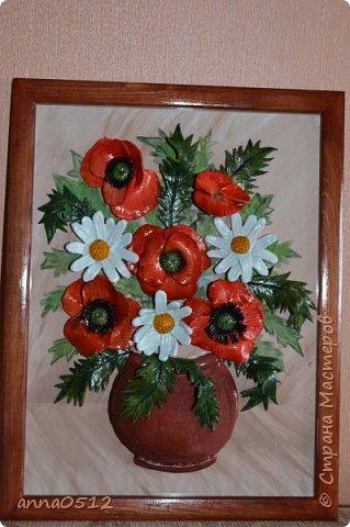 Доброго времени суток) Картина-панно на юбилей для бабушки) фото 1