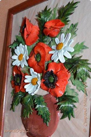 Доброго времени суток) Картина-панно на юбилей для бабушки) фото 3