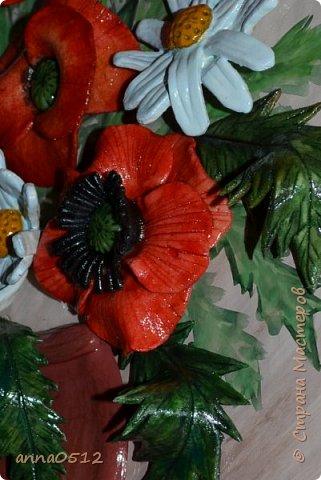 Доброго времени суток) Картина-панно на юбилей для бабушки) фото 4