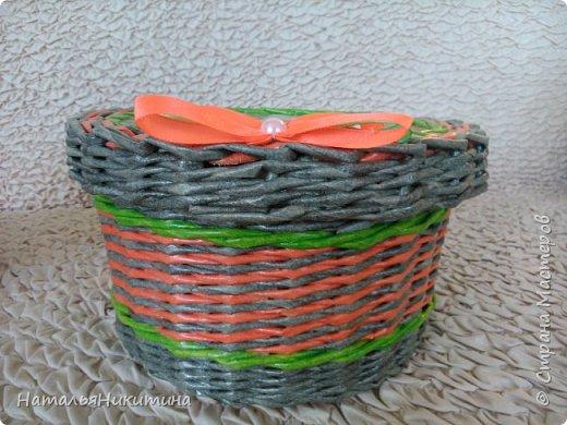Мои радужные плетенки. Утилизировала остатки цветных трубочек. Веселенькие получились. фото 23