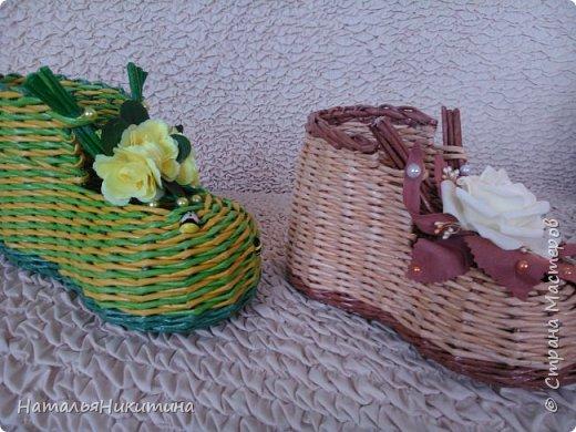 Мои радужные плетенки. Утилизировала остатки цветных трубочек. Веселенькие получились. фото 36