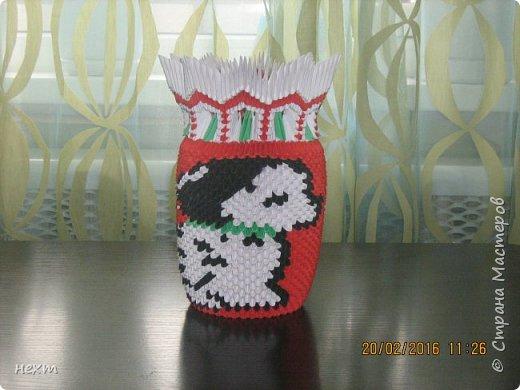 Восточная ваза фото 3