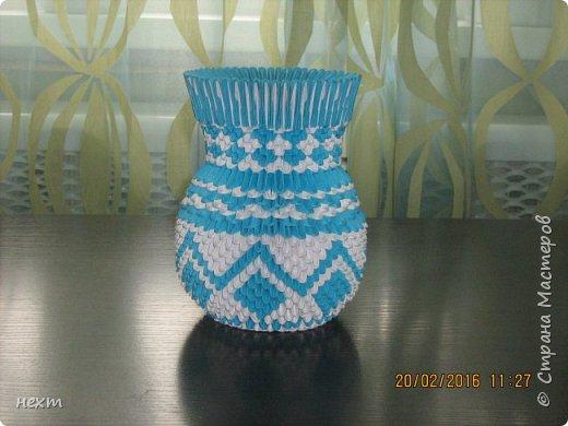 Восточная ваза фото 2
