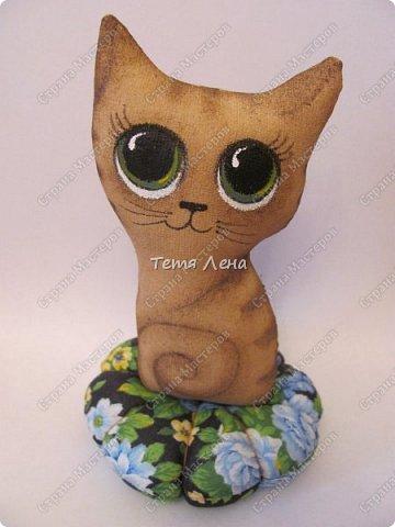 Кофейный котик фото 2