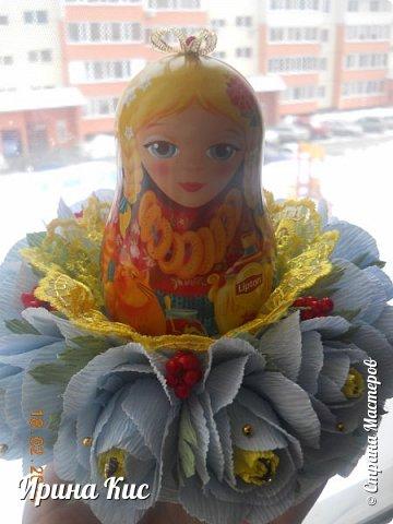 давно хотела, наконец-то сделала дамочку:) спасибо за МК девочкам! (http://stranamasterov.ru/node/823112), (http://stranamasterov.ru/node/829058), (http://stranamasterov.ru/node/811457) фото 8