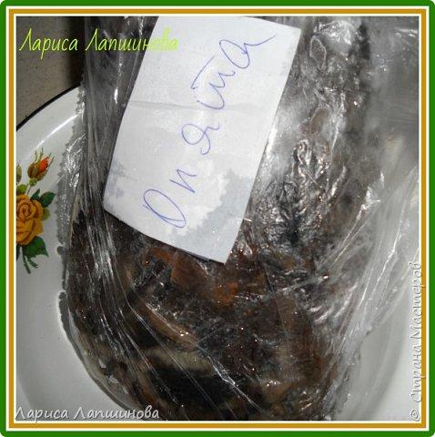 """Сегодня с мужем лепили домашние вареники с картошкой и грибами.  Хочу поделиться с Вами. По себе знаю, как увидишь что-то вкусненькое, так сразу хочется приготовить. Надеюсь и у вас появится такое желание. Как делать тесто, я писала в рецепте """"Домашние пельмени: http://stranamasterov.ru/node/1002816 фото 3"""