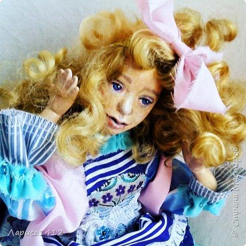 Всем Привет!Показываю новую куколку.Моя мечта о море. фото 1