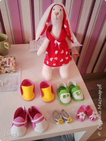 Обувь для кукол фото 3