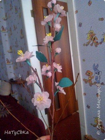 Эту веточку я делала на 8е марта родственнице)  фото 7