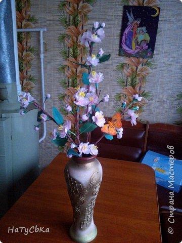 Эту веточку я делала на 8е марта родственнице)  фото 1