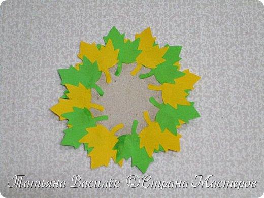Это Осеннее Солнышко мы с детьми сделали в подарок родителям на Праздник Осени:) фото 3