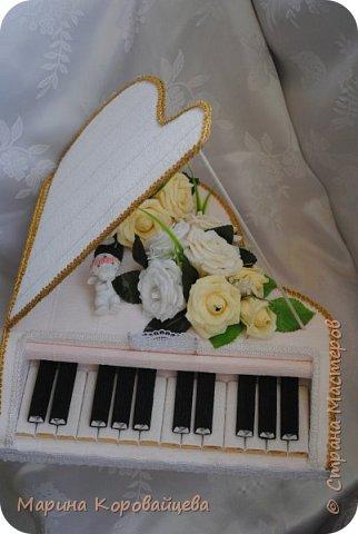 Мой первый рояль. Двоюродному брату.  фото 1