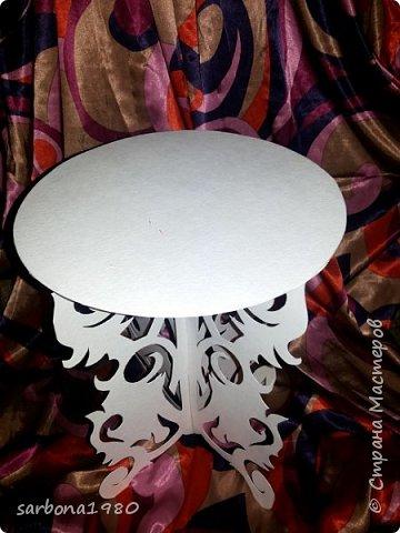 вот такой столик для поднятия настроения. фото 3