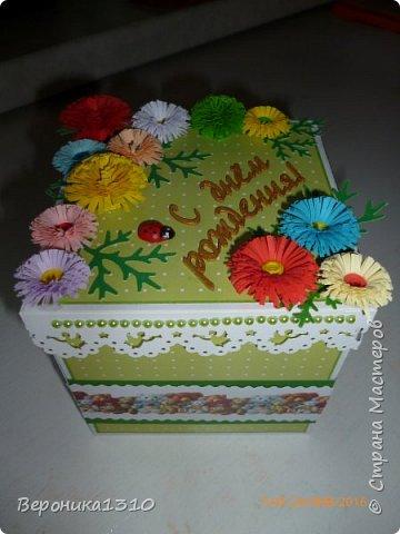 Вот и у меня появилось желание сделать коробочки с сюрпризом.  фото 2