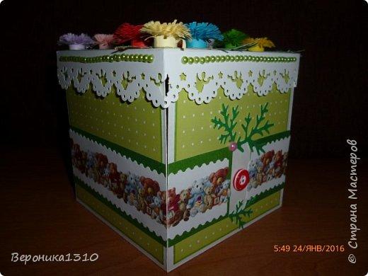 Вот и у меня появилось желание сделать коробочки с сюрпризом.  фото 11