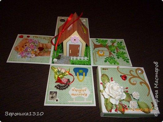Вот и у меня появилось желание сделать коробочки с сюрпризом.  фото 17