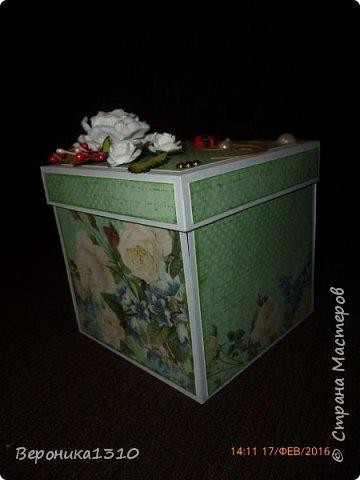 Вот и у меня появилось желание сделать коробочки с сюрпризом.  фото 15