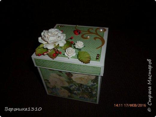 Вот и у меня появилось желание сделать коробочки с сюрпризом.  фото 12