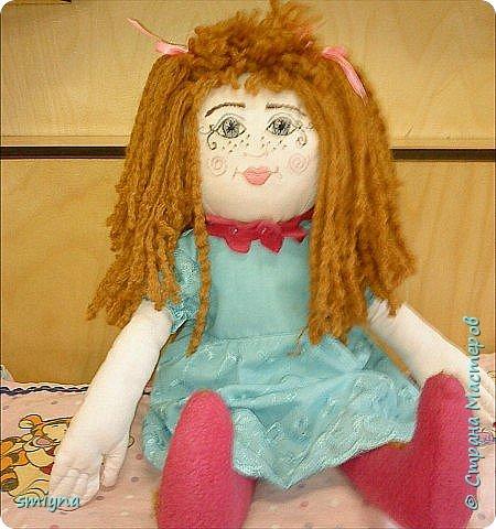 Кукла Сонечка фото 2