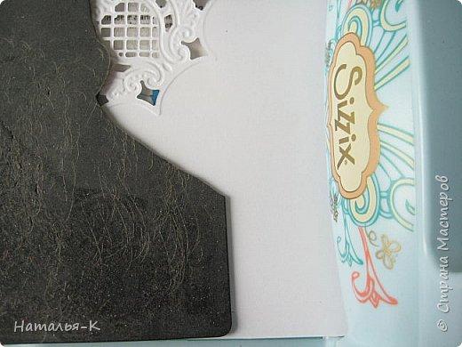 Здравствуйте! Доброго всем утра или дня! Сегодня я пришла показать вам открытку с днём рождения. Размер  15 х 15 см.  Бумага плотностью 270 гр.  и  135 гр. фото 15