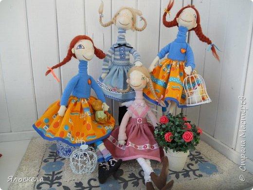 Девочки - близнецы  фото 4