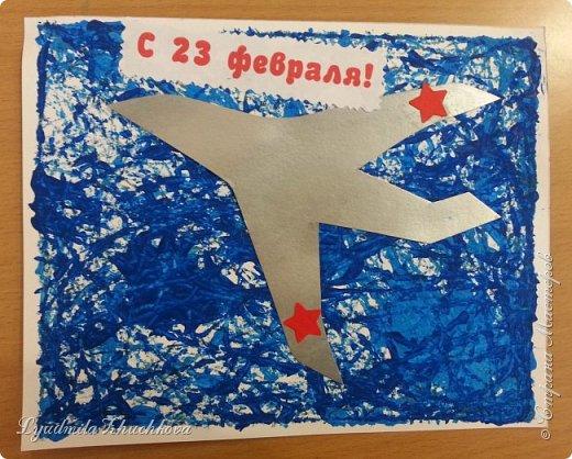 Эти открытки к празднику делали пятилетние дети. фото 5