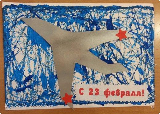 Эти открытки к празднику делали пятилетние дети. фото 3