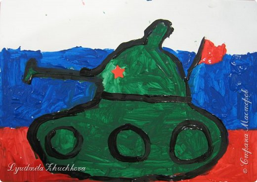 Наши танки фото 3