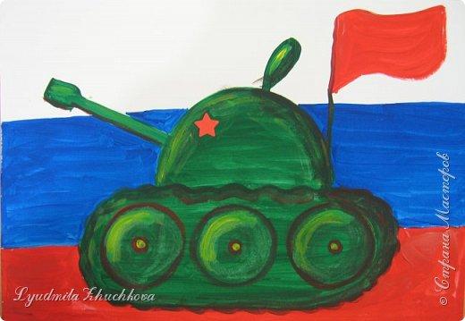 Наши танки фото 1