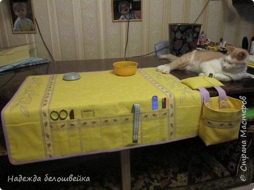 Этот коврик я сшила для сестрёнки. фото 1