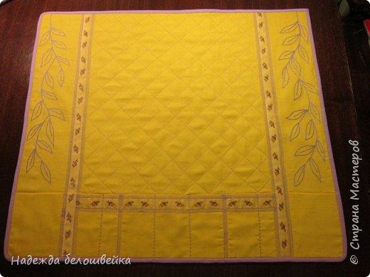 Этот коврик я сшила для сестрёнки. фото 2