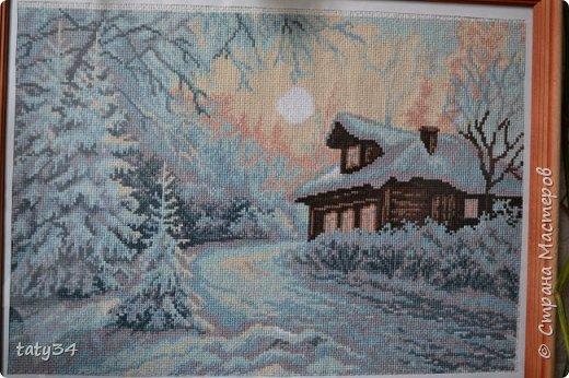 Зимушка-зима фото 1