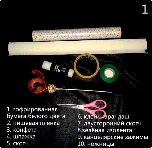 """Мастер класс """"РОМАШКА"""" фото 2"""