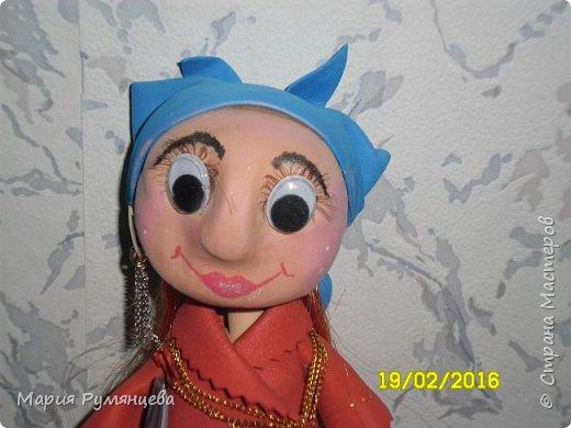 вот такая девушка у меня получилась))) фото 3