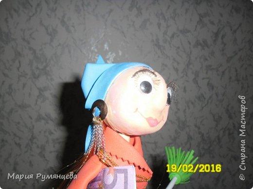 вот такая девушка у меня получилась))) фото 4