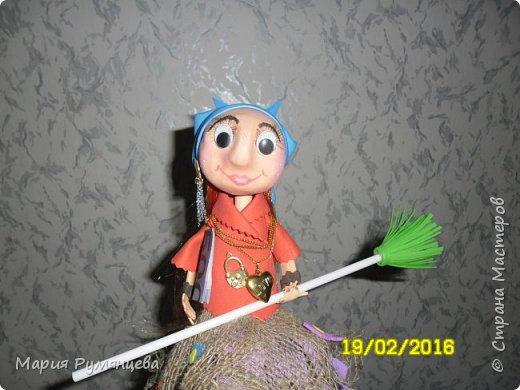 вот такая девушка у меня получилась))) фото 2