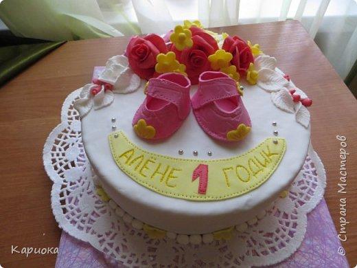 Очередной  тортик) Ничего особенного. фото 1