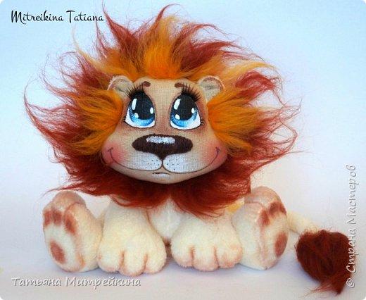 Львёнок фото 1
