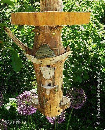 Кормушка Домовой- садовый 1 фото 1