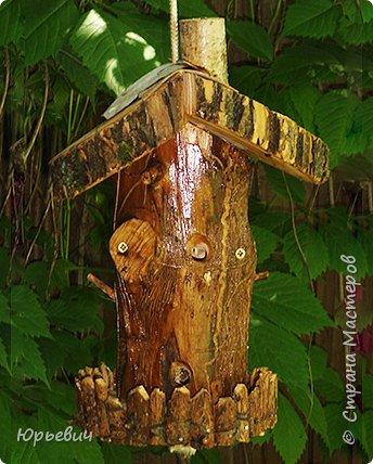 Кормушка Домовой- садовый 1 фото 5