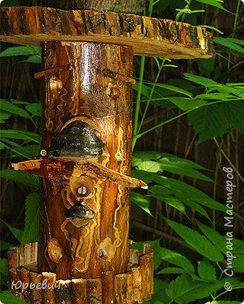 Кормушка Домовой- садовый 1 фото 4