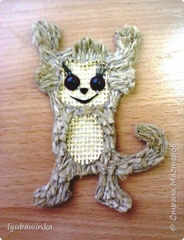 обезьянки-магнитики-подвески фото 4