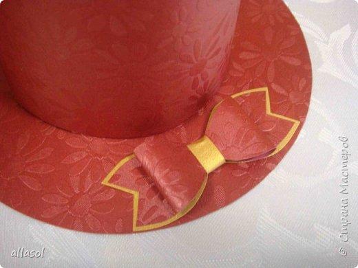 Шляпы- шкатулки фото 3