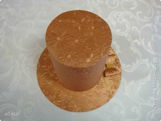 Шляпы- шкатулки фото 4